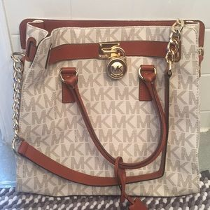 Michael Kors oversized purse